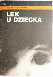 LĘK U DZIECKA - Teresa Maria Bochwic 1985