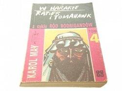 W HARARZE RAPIER I TOMAHAWK - Karol May 1989