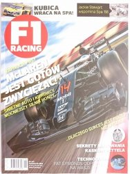 F1 RACING NR 147 PAŹDZIERNIK 2016