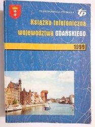 KSIĄŻKA TELEFONICZNA WOJEWÓDZTWA GDAŃSKIEGO 1998
