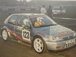 RAJD WRC 2005 ZDJĘCIE NUMER #283 CITROEN