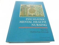 PSYCHIATRIC MENTAL HEALTH NURSING