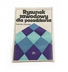 RYSUNEK ZAWODOWY DLA POSADZKARZA - Straszak 1985