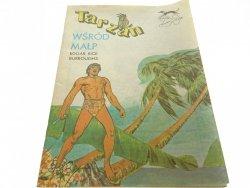 TARZAN WŚRÓD MAŁP - Edgar Rice Burroughs
