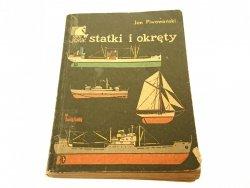 STATKI I OKRĘTY - Jan Piwowoński 1973