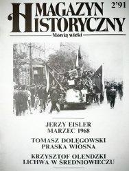 MAGAZYN HISTORYCZNY MÓWIĄ WIEKI NR 2'91
