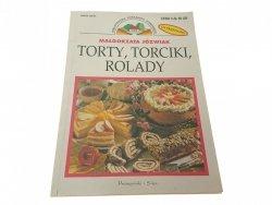 TORTY, TORCIKI, ROLADY - Małgorzata Józwiak 2000