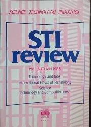 STI REVIEW NO 1 AUTUMN 1986