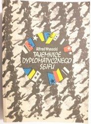 TAJEMNICE DYPLOMATYCZNEGO SEJFU - Alfred Wysocki 1988