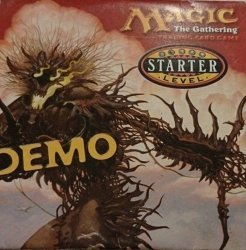 MAGIC THE GATHERING. STARTER LEVEL. DEMO