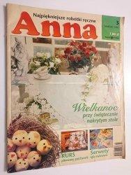 ANNA NR 3 MARZEC 1997