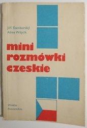 MINI ROZMÓWKI CZESKIE - Jiri Damborsky 1981