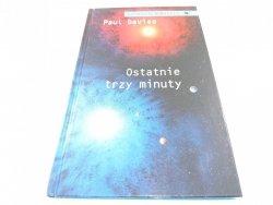 OSTATNIE TRZY MINUTY - Paul Davies 1999