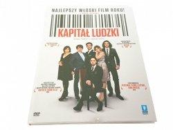KAPITAŁ LUDZKI. FILM DVD