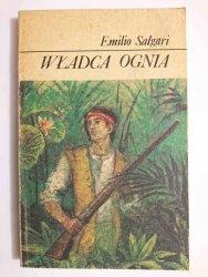 WŁADCA OGNIA - Emilio Salgari 1988