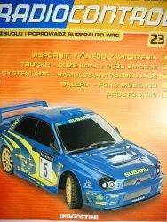 RADIOCONTROL. ZBUDUJ I POPROWADŹ SUPERAUTO WRC 23