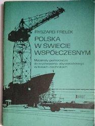 POLSKA W ŚWIECIE WSPÓŁCZESNYM - Frelek 1970