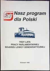 SLD NASZ PROGRAM DLA POLSKI 1996