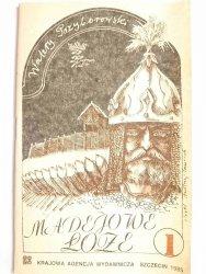MADEJOWE ŁOŻE CZĘŚĆ 1 - Walery Przyborowski 1985