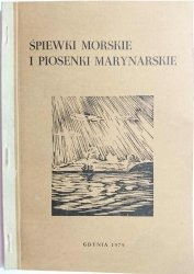 ŚPIEWKI MORSKIE I PIOSENKI MARYNARSKIE  1979