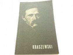JÓZEF IGNACY KRASZEWSKI - Antoni Trepiński 1986