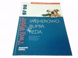 LOKALNY INFORMATOR KLIENTA 97/98 WEJHEROWO RUMIA