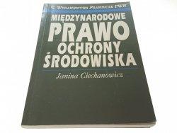 MIĘDZYNARODOWE PRAWO OCHRONY ŚRODOWISKA (1999)