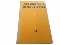 MODERN ENGLISH 1976