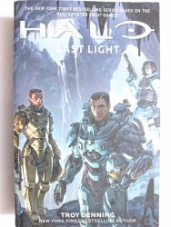 HALO LAST LIGHT - Troy Denning 2015