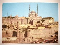 EGYPT. LA CITADELLE DE MOHAMED ALI