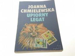 UPIORNY LEGAT - Joanna Chmielewska 1989