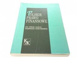 POLSKIE PRAWO FINANSOWE - Red. Ruśkowski 1998
