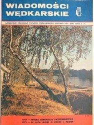 WIADOMOŚCI WĘDKARSKIE LISTOPAD 1971 (269)