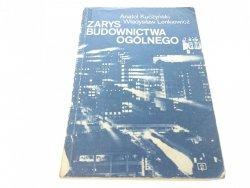 ZARYS BUDOWNICTWA OGÓLNEGO - Kuczyński 1984