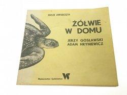 ŻÓŁWIE W DOMU - Jerzy Gosławski 1990
