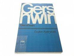 GERSHWIN - Lucjan Kydryński 1982