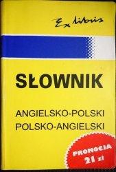 SŁOWNIK ANGIELSKO-POLSKI; POLSKO-ANGIELSKI 1997