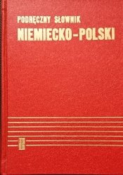 PODRĘCZNY SŁOWNIK NIEMIECKO-POLSKI - Chodera 1984