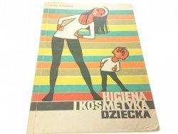 HIGIENA I KOSMETYKA DZIECKA - Irena Rudowska 1976