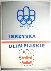 IGRZYSKA OLIMPIJSKIE 1976 INNSBRUCK MONTREAL 1978