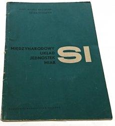 MIĘDZYNARODOWY UKŁAD JEDNOSTEK MIAR SI (1968)