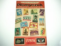 PŁOMYCZEK NR 9 ROK 42 1-15. V. 1963