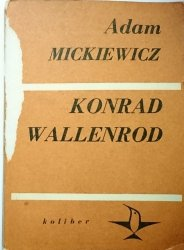 KONRAD WALLENROD - Adam Mickiewicz 1971