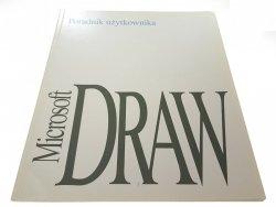PORADNIK UŻYTKOWNIKA MICROSOFT DRAW 1993