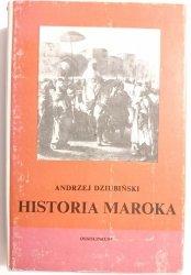 HISTORIA MAROKA - Andrzej Dziubiński 1983