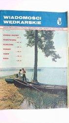 WIADOMOŚCI WĘDKARSKIE LIPIEC-SIERPIEŃ 1971 (265/6)