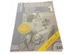 HISTORIA 1 PRZEWODNIK DLA NAUCZYCIELA - Burda 2002