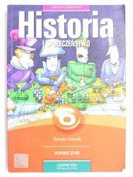 HISTORIA I SPOŁECZEŃSTWO. PODRĘCZNIK - Renata Antosik 2012
