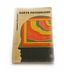 ZARYS PSYCHOLOGII - Tadeusz Nowacki 1975