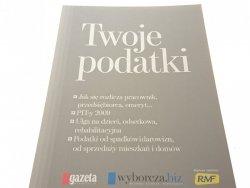 TWOJE PODATKI 2009 - Piotr Skwirowski
